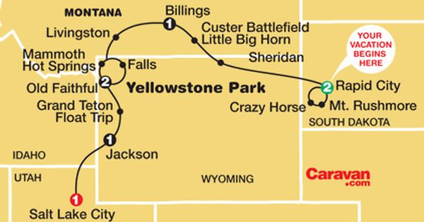 Must Do It Road Trip Through National Parks Of America Grand
