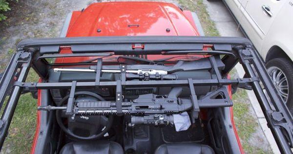 Jeep Gun Racks Http Www Cabelas Com Product Shooting Gun