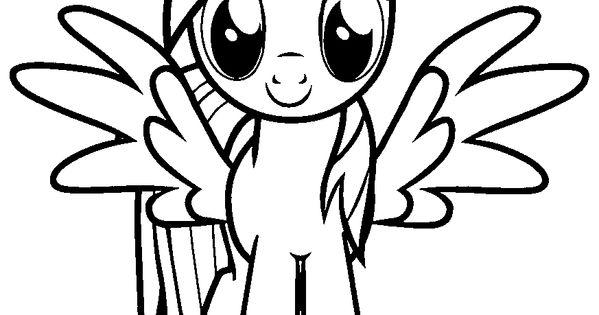 Dibujos de My Little Pony la magia