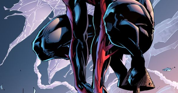 Cool Spiderman 2099 Wallpaper: Spiderman 2099 Iphone Wallpaper