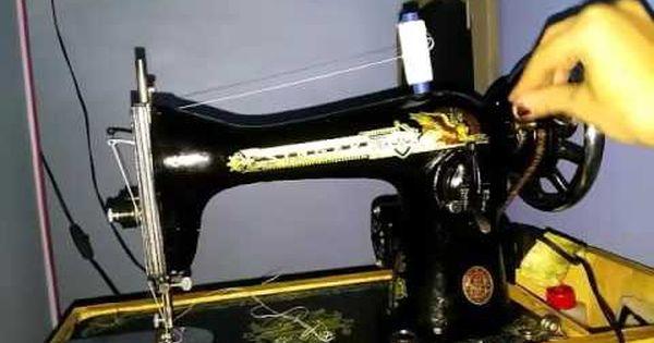 حل مشكلة ماكينة خياطة لا تخيط Youtube Sewing Machine Sewing