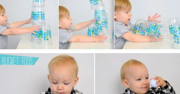 Sensory activities for 15 month olds