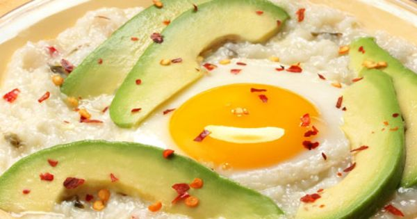 Avocado and grits Eggs, prepare an easy recipe with the best avocado ...