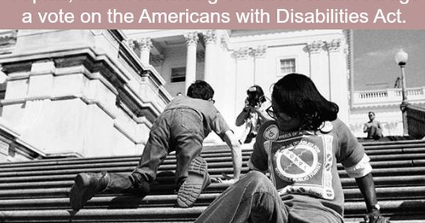 An overview of the americans with disabilities act
