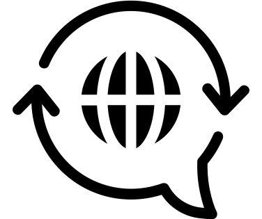 Translate Free Icon Language Education Communications Translation Translator Course Subject Translate Language Logo Language Icon Communication Icon