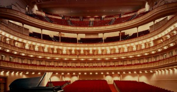 Carnegie Hall Carnegie Hall Music Maniac Event Venue Spaces