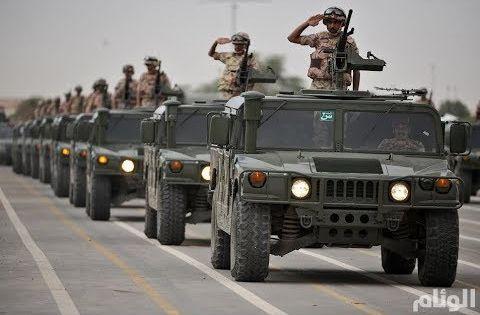 استعراض الجيش السعودي ثاني اقوى جيش عربي Saudi Arabia Military Parade 2018 Youtube In 2020 Monster Trucks Military Vehicles