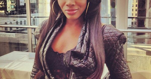 Love & Hip Hop's Yandy Smith Rocks Her Natural Hair in