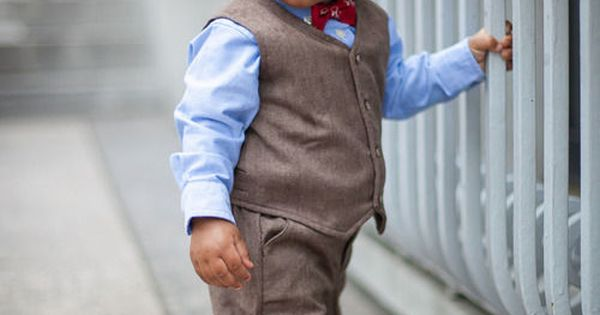 My little man's style if I were to have a baby boy
