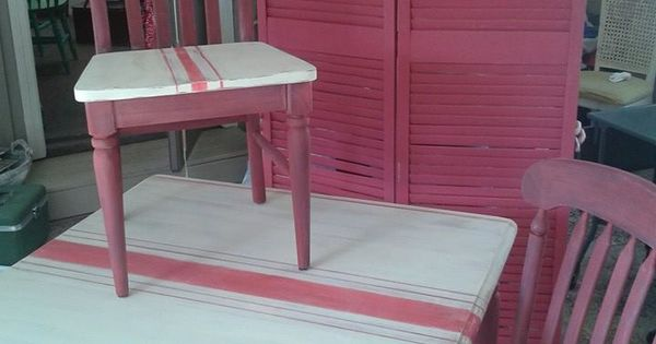 Pinterest Chalk Paint Table And Chairs
