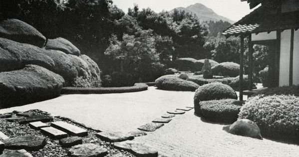 Pacific Horticulture Society Lessons From The Japanese Garden 1000 In 2020 Japanese Garden Japanese Garden Design Horticulture