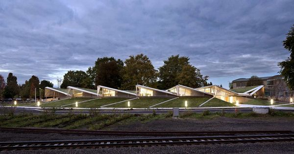 The Coolest New Buildings On The Planet According To Architecture