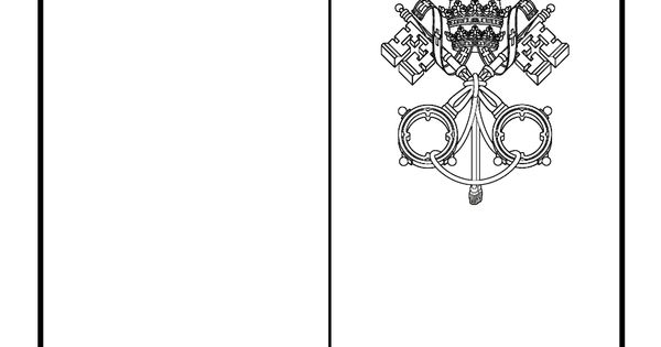 Swiss Flag Coloring Page Coloring Pages