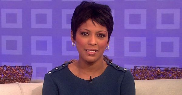 is tamron hall wearing a wig tamron hall to co host today