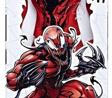 Marvel Venom Titan Hero Series Carnage Action Figure Ebay Carnage Marvel Carnage Marvel Venom