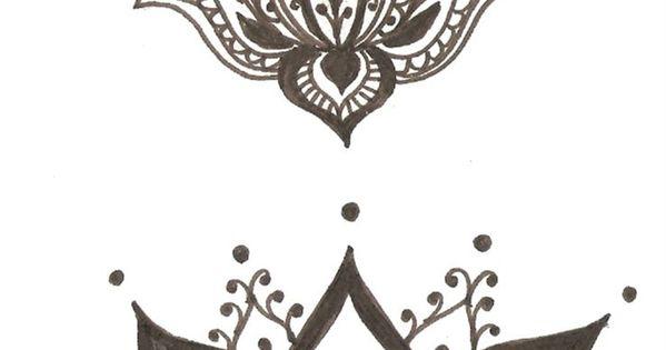 Lotus- Flower symbol of spirituality, beauty, femininity, purity. I love my lotus