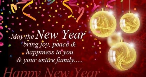 Happy New Year Ecards Day 2019 Whatsapp Status And Dp For Your Family Friends New Year Wishes Greetin New Year Wishes Happy New Year Quotes New Year Captions