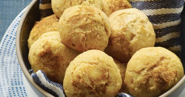 Baked Vegan Hushpuppies Recipe With Images Hush Puppies Recipe Baked Hush Puppies Recipes