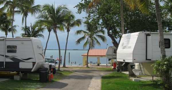 Riptide Rv Resort In Key Largo Florida 315 For Mom Amp Dad