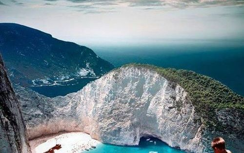 Navagio Beach, Zakynthos, Greece - 50 of the Best Beaches in the