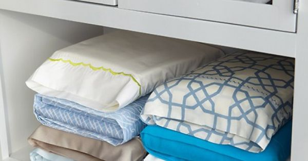 Bed Sheets -Tuck the sheet set inside one of its pillowcases, and