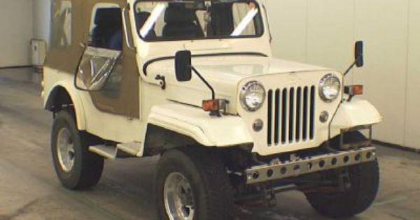 Chrysler Jeep Mitsubishi Jeep J53 Willys 2 7 Diesel 4x4 Soft Top