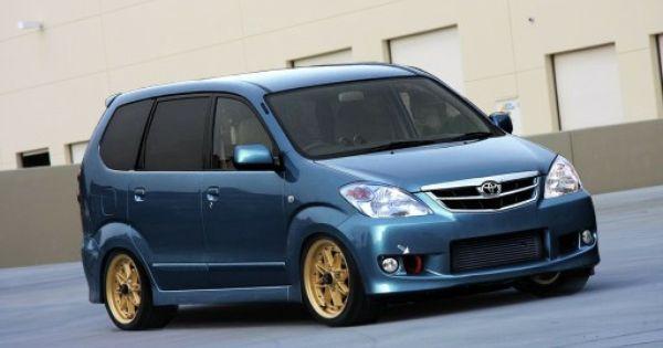 Avanza Jdm Toyota Car Culture Automobile