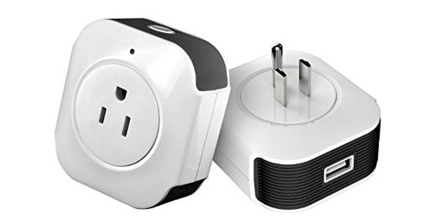 Voice Using Amazon Alexa Controlled Wireless Power Switch W Builtin Usb Charger Check Out This Great Product Amazon Alexa Usb Chargers Wireless