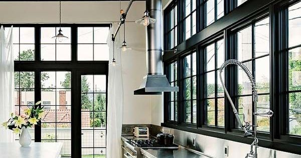 Incredibly Inspiring Industrial Style Kitchens