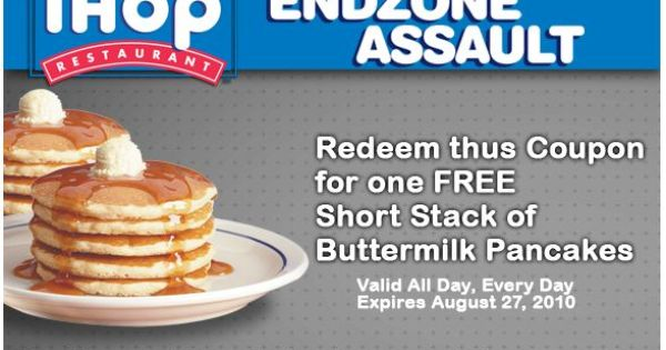 ihop coupons buy one get one free - photo #16