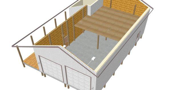 Pole barn homes google search pole barn house for Pole barn blueprint creator