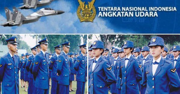 Pendaftaran Bintara Pk Tni Au Ta 2014 Tentara Sma