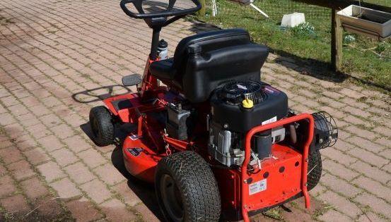 Tracteur Tondeuse Autoportee Rider Snapper Occasion Tracteur