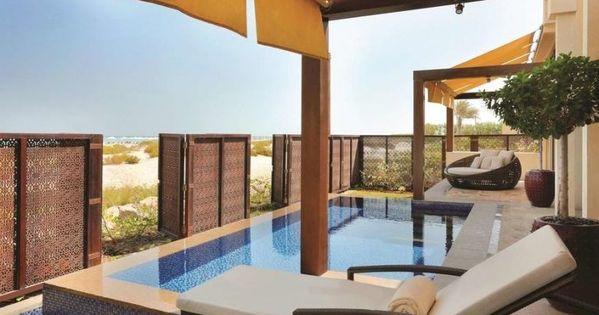 فندق وفيلات بارك حياة بأبوظبي فى الامارات العربية المتحدة ترافيو كوم لخدمات سياحية متميزة Outdoor Decor Patio Patio Umbrella