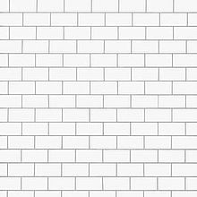 The Album Cover A Plain White Brick Wall Pink Floyd Albums Pink Floyd Album Covers Mother Pink Floyd
