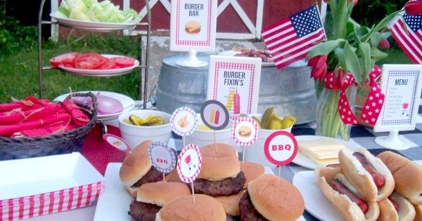 memorial day foods recipes pinterest