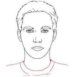 236 248 Makeup 2 Jpg 100 Tag Template Reference Printable Cc Creative Commons Human Drawing Face Drawing Human Face Drawing