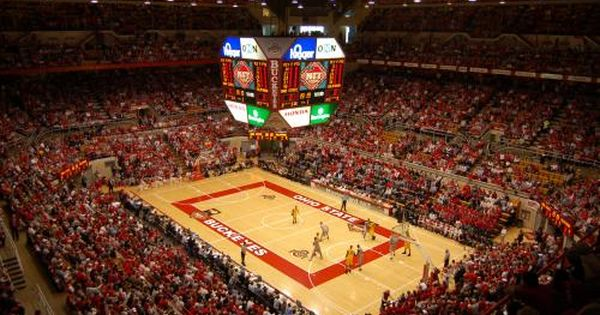 Big Ten Volleyball Arena Ranking Ohio State Basketball College Basketball Buckeye Basketball