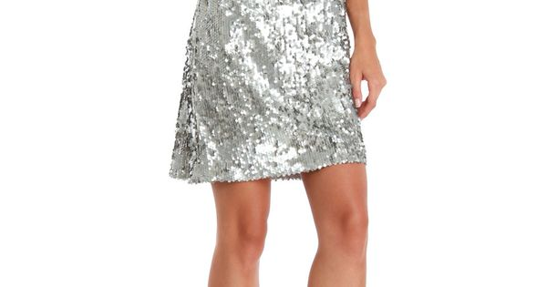Issue NY Tamar Dress In Silver. Girls do not dress for boys.