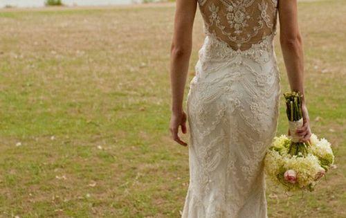 Claire Pettibone dress love the back detail!!!!