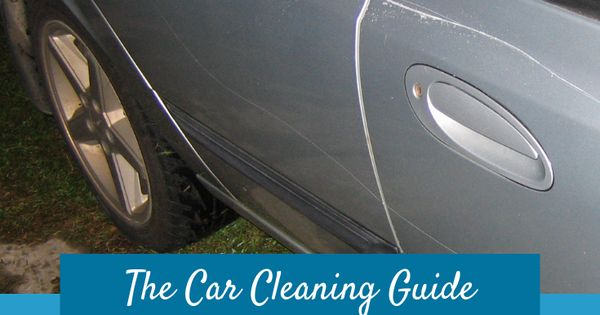 Pin On Car Cleaning Exterior