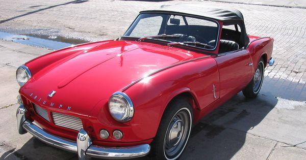 triumph spitfire 4 triumph pinterest vieilles voitures voitures et premi re voiture. Black Bedroom Furniture Sets. Home Design Ideas
