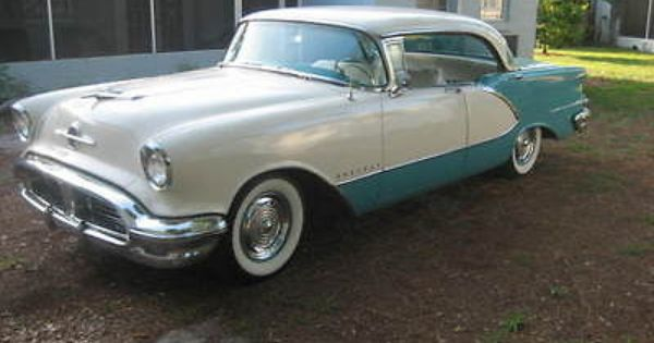 1956 Oldsmobile 98 4dr Ht Used Oldsmobile Ninety Eight For Sale In Melbourne Florida Search Vehicles Com Oldsmobile Classic Cars Sale