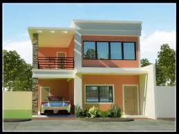 Image Result For Low Budget Simple House Design 2 Storey