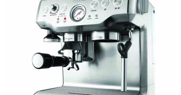 Breville Coffee Maker Black Friday : Espresso Machines The Breville Barista Express Espresso Machine with grinder is the perfect ...