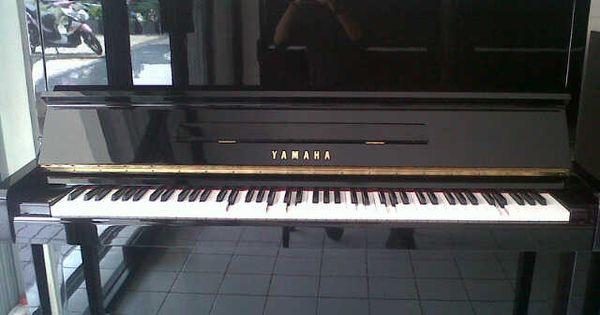 Upright player piano yamaha 39 s award winning u1 48 piano for Yamaha u1 disklavier upright piano