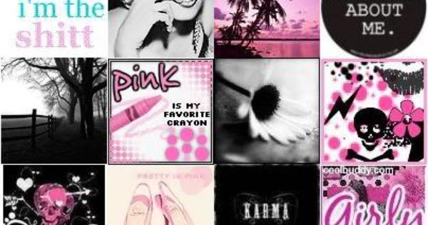 girly collage wallpaper - photo #41