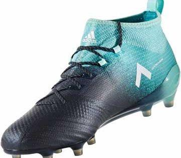 Adidas Ace 17 1 Fg Blue Adidas Soccer Cleats Soccer Boots Soccer Cleats Soccer Shoes