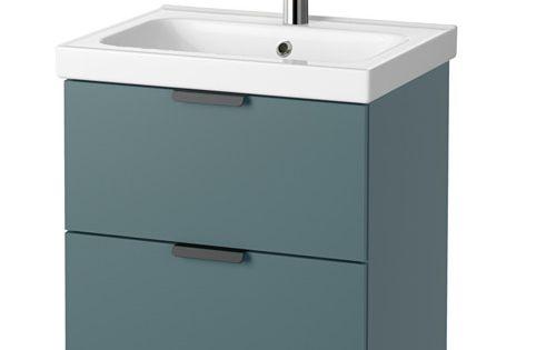 Mobilier Et Decoration Interieur Et Exterieur Met Afbeeldingen Witte Badkamertegels Wastafel Ikea