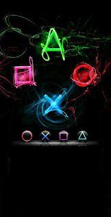 اجمل خلفيات بلاي ستيشن Playstation للموبايل صور خلفيات بلاي ستيشن Playstation للهاتف الذكي الجوال Neon Signs Phone Phone Wallpaper